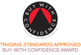 Trading Standards approved buy with confidence award